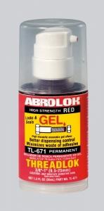ABRO Фиксатор резьбовых соединений (гелевый)