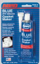 ABRO Герметик прокладок (Синий)