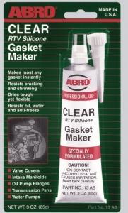 ABRO Герметик прокладок (Прозрачный)