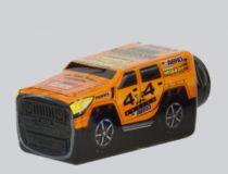 ABRO Автошампунь с воском карнаубы (Машинка)