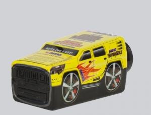 ABRO Автовоск жидкий с карнаубой (Машинка)