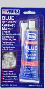 ABRO Masters Герметик прокладок (Синий)