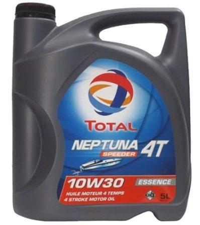 Масла для четырехтактных двигателей TOTAL NEPTUNA SPEEDER 10W-30