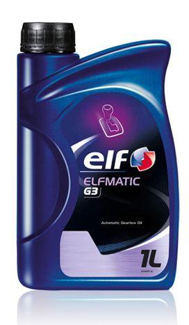 Масло трансмиссионное для АКПП ELF ELFMATIC G3