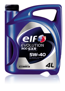 Масло моторное синт. ELF EVOLUTION 900 SXR 5W-40