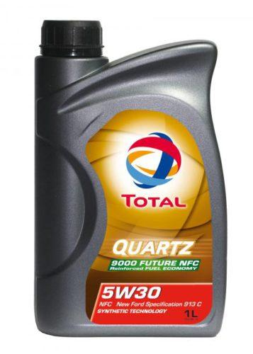 Синтетическое моторное масло TOTAL QUARTZ 9000 FUTURE NFC 5W-30