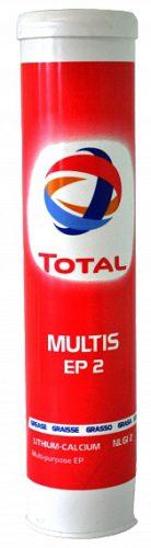 Смазка  консистентная TOTAL MULTIS EP 2