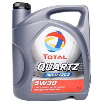 Масло моторное синт. TOTAL QUARTZ INEO MC3 5W-30