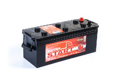 Аккумулятор EXTRA START 6СТ-135N R+ (А)