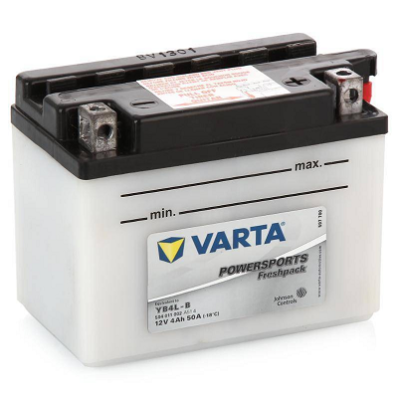 Аккумулятор VARTA POWER SPORTS FP  504 011 002 A514