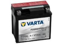 Аккумулятор VARTA POWER SPORTS AGM  504 012 003 A514