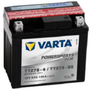Аккумулятор VARTA POWER SPORTS AGM  507 902 011 A514