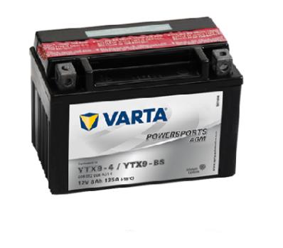 Аккумулятор VARTA POWER SPORTS AGM  508 012 008 A514