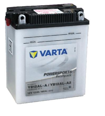 Аккумулятор VARTA POWER SPORTS FP 512 013 012 A514