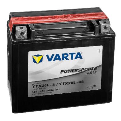 Аккумулятор VARTA POWER SPORTS AGM  518 901 026 A514