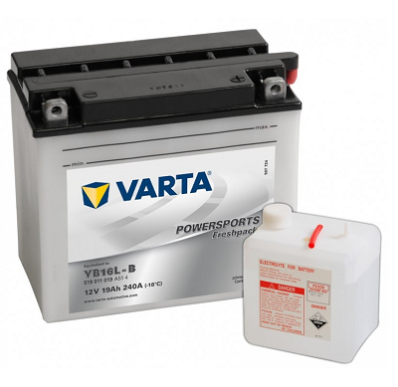 Аккумулятор VARTA POWER SPORTS FP 519 011 019 A514