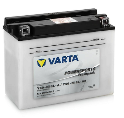 Аккумулятор VARTA POWER SPORTS FP 520 012 020 A514