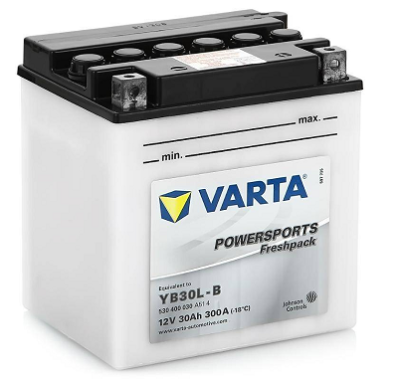 Аккумулятор VARTA POWER SPORTS FP 530 400 030 A514