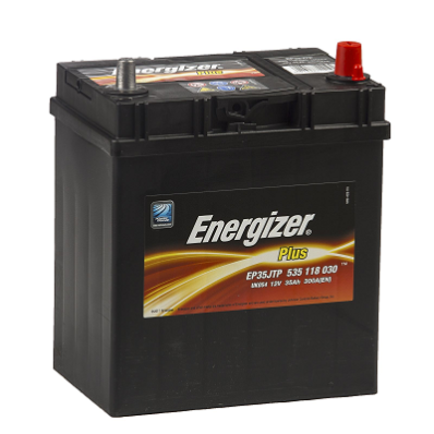 Аккумулятор Energizer Plus 535 118 030 EP35J-TP