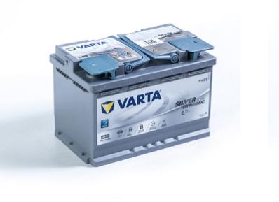 Аккумулятор VARTA SILVER DYNAMIC AGM  570 901 076  E39