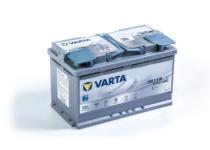 Аккумулятор VARTA SILVER DYNAMIC AGM  580 901 080  F21