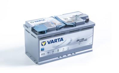 Аккумулятор VARTA SILVER DYNAMIC AGM  595 901 085  G14
