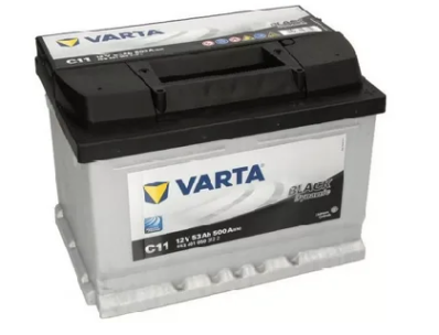 Аккумулятор VARTA BLACK DYNAMIC  553 401 050 С11