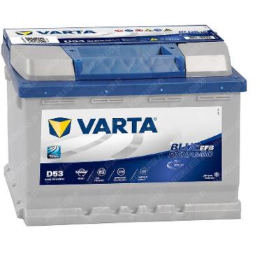 Аккумулятор VARTA BLUE DYNAMIC EFB  560 500 056 D53