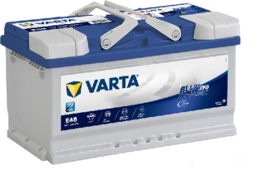 Аккумулятор VARTA BLUE DYNAMIC EFB  575 500 073 Е46