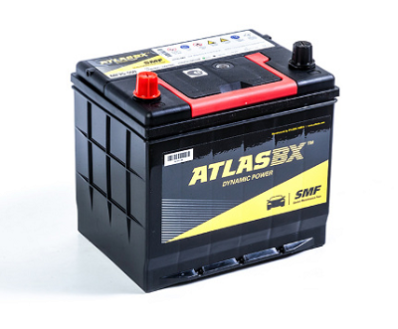 Аккумулятор ATLAS SMF MF25-550