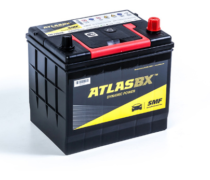 Аккумулятор ATLAS SMF MF75D23L