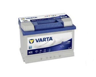 Аккумулятор VARTA BLUE DYNAMIC EFB  570 500 076 E46