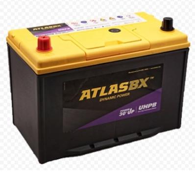 Аккумулятор ATLAS UHPB  UMF135D31R