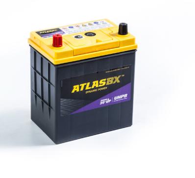 Аккумулятор ATLAS UHPB  UMF55B19R