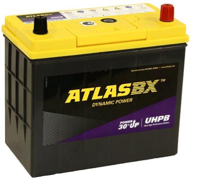 Аккумулятор ATLAS UHPB  UMF55B19L