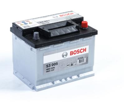 Аккумулятор BOSCH S3  556 400 048 S30 050