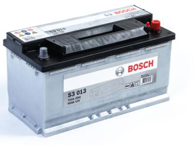 Аккумулятор BOSCH S3  590 122 072 S30 130