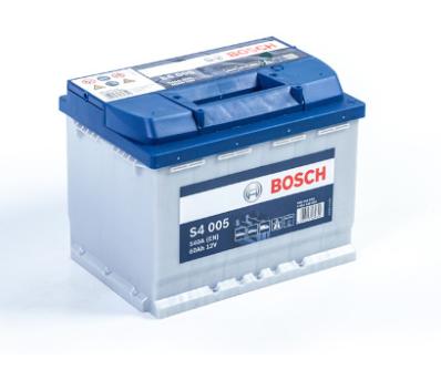 Аккумулятор BOSCH S4 SILVER  560 408 054 S40 050