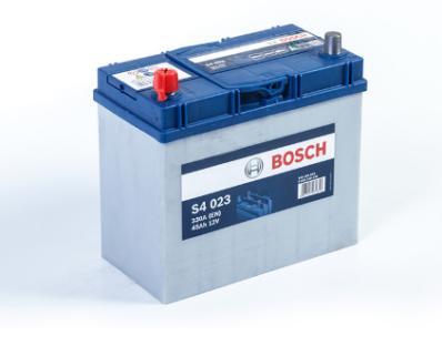 Аккумулятор BOSCH S4 SILVER  545 158 033 S40 230