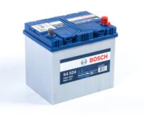 Аккумулятор BOSCH S4 SILVER  560 410 054 S40 240
