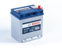 Аккумулятор BOSCH S4 SILVER  540 125 033 S40 300