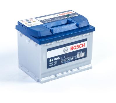 Аккумулятор BOSCH S4 SILVER  560 127 054 S40 060