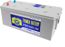 Аккумулятор Тюмень 145 Ah  PREMIUM (+R)