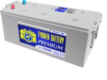 Аккумулятор Тюмень 210 Ah  PREMIUM (+L)