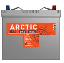 Аккумулятор TITAN ARCTIC ASIA 6СТ-50.0 VL B00