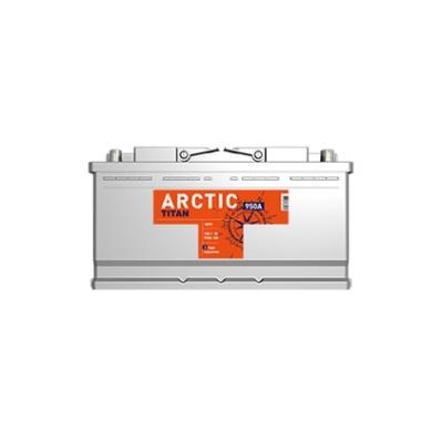 Аккумулятор TITAN ARCTIC 6CT-100.1 VL