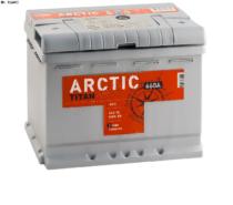Аккумулятор TITAN ARCTIC 6CT-62.0 VL