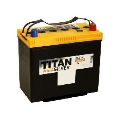 Аккумулятор TITAN ASIA SILVER 6CT-57.0 VL B00
