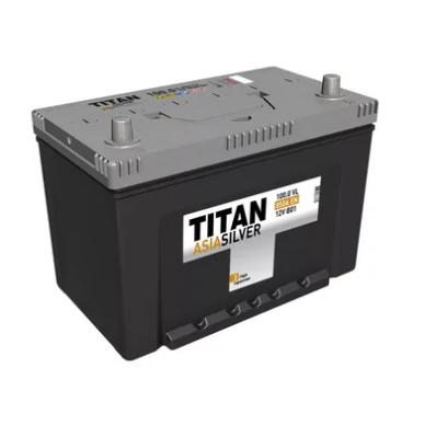 Аккумулятор TITAN ASIA SILVER 6CT-100.1 VL B01