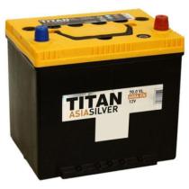 Аккумулятор TITAN ASIA SILVER 6CT-70.0 VL B01